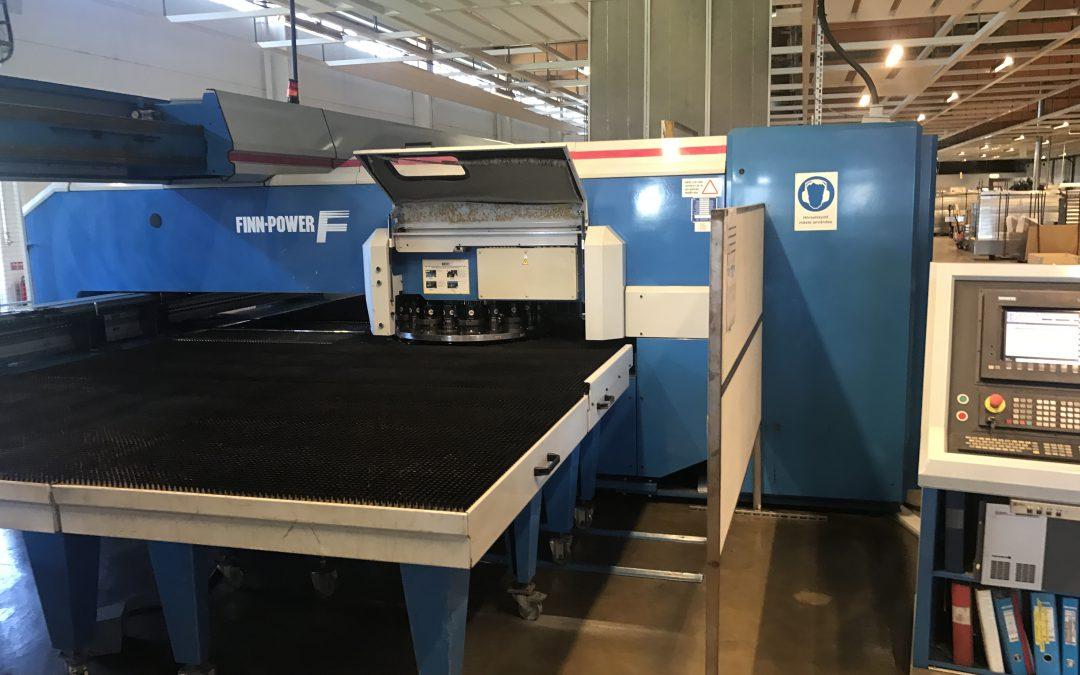 Finn-Power F6 Express