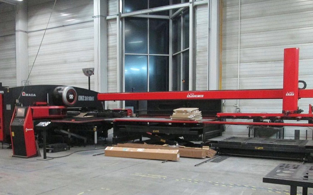 Amada EMZ 3610 NT