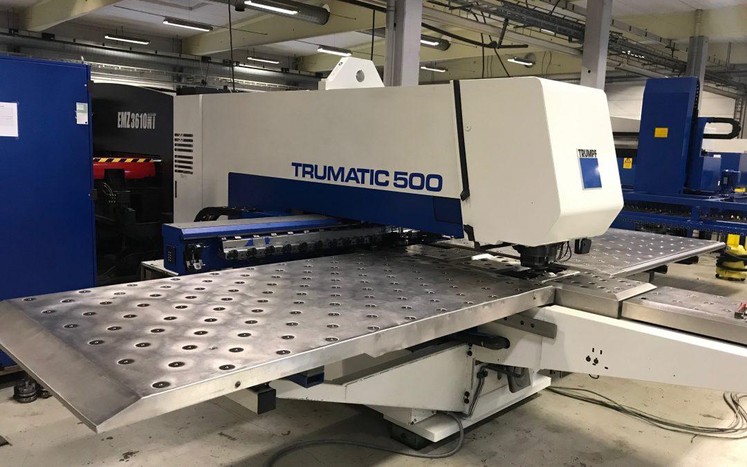 Trumpf Trumatic 500R