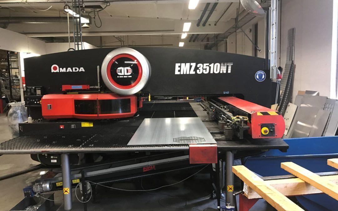 Amada EMZ 3510 NT
