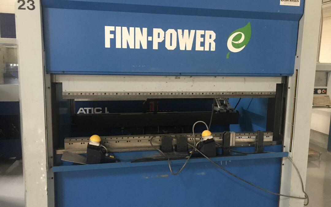 Finn-Power E 50-2050