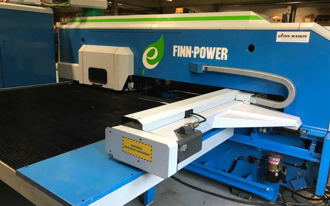 Finn-Power E5